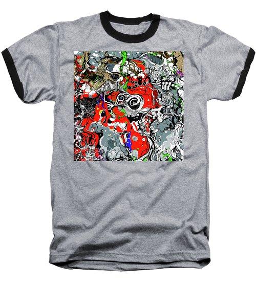 The Grapevine Wall Section 1 Baseball T-Shirt