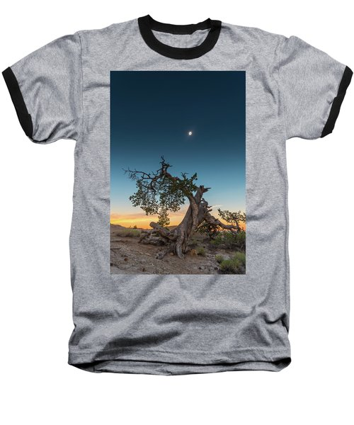 The Great American Eclipse On August 21 2017 Baseball T-Shirt