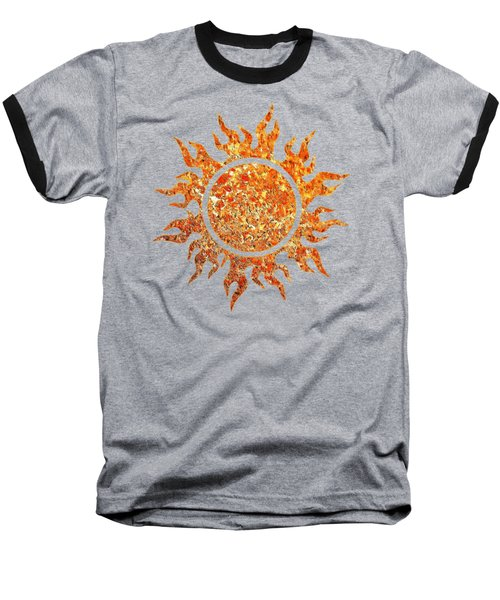 The Great Ball Of Fire Baseball T-Shirt