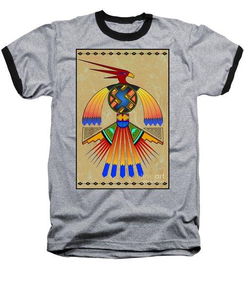 The Great Bird Spirit Baseball T-Shirt