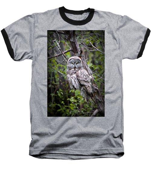 The Great Gray Baseball T-Shirt