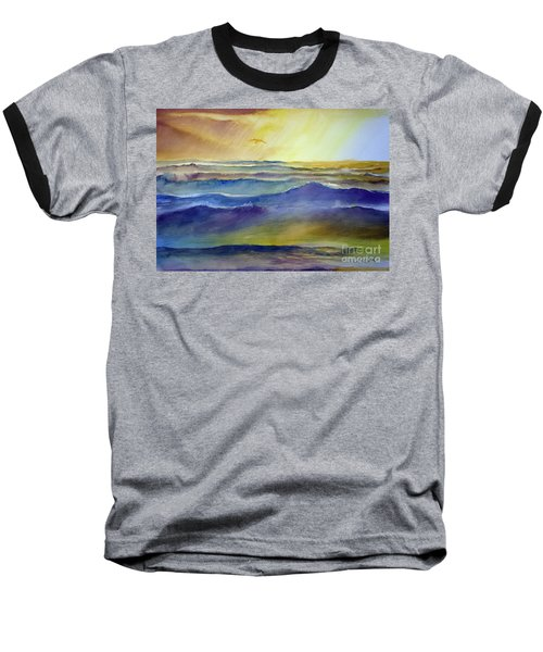 The Great Sea Baseball T-Shirt