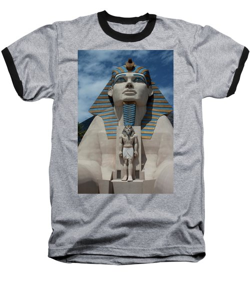 The Great Sphinx Baseball T-Shirt