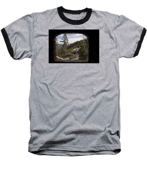 The Great View Of Yosemite Baseball T-Shirt by Ivete Basso Photography