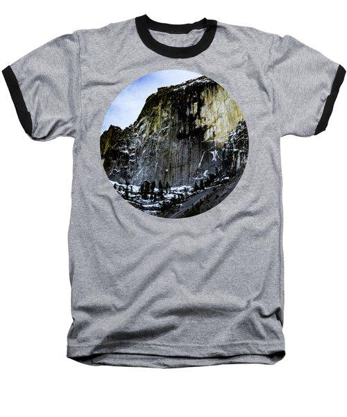 The Great Wall Baseball T-Shirt