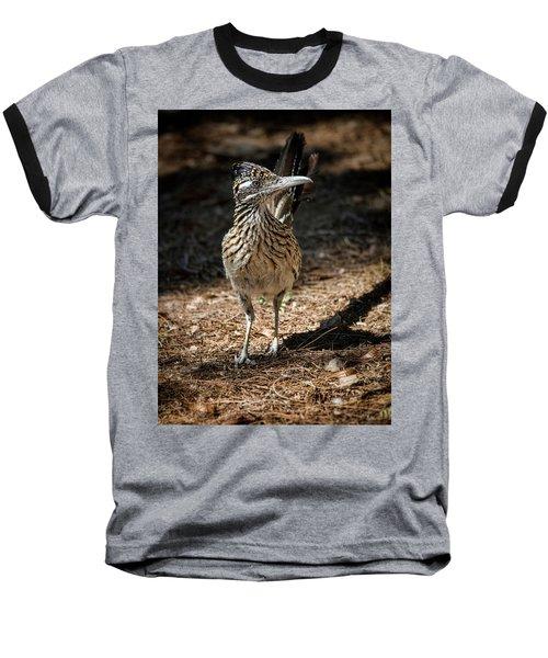 The Greater Roadrunner Walk  Baseball T-Shirt