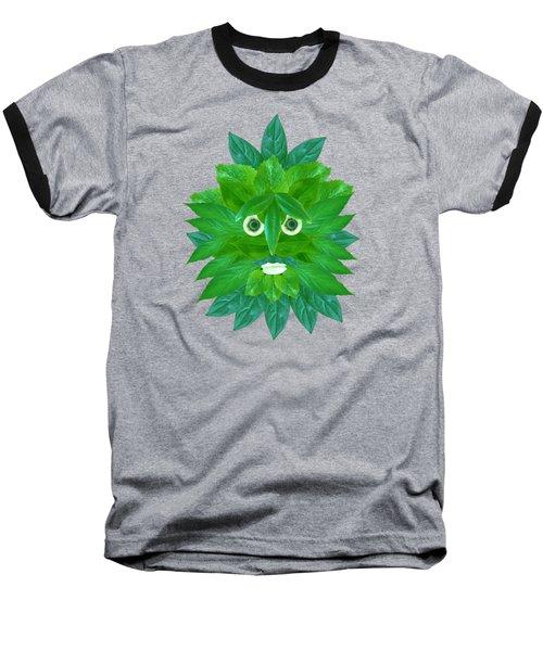 The Green Man Baseball T-Shirt