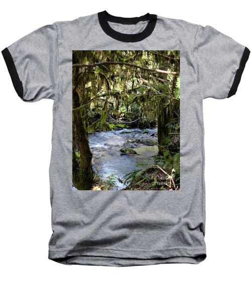 The Green Seen Baseball T-Shirt