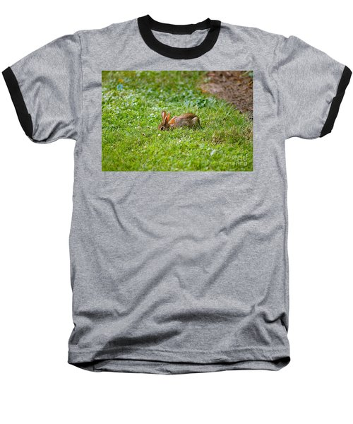 The Greener Grass Baseball T-Shirt