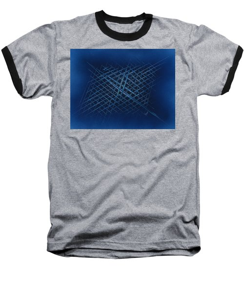 The Grid Baseball T-Shirt