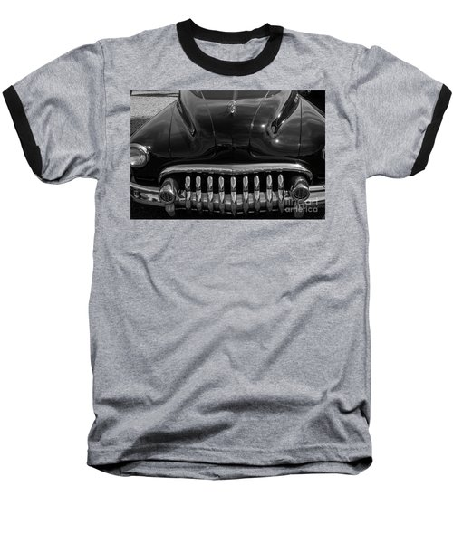 The Grille Has It Baseball T-Shirt by Kirt Tisdale