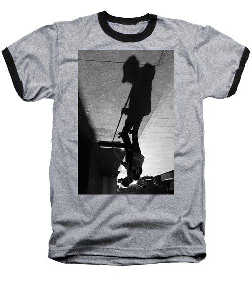 The Grim Sweeper Baseball T-Shirt