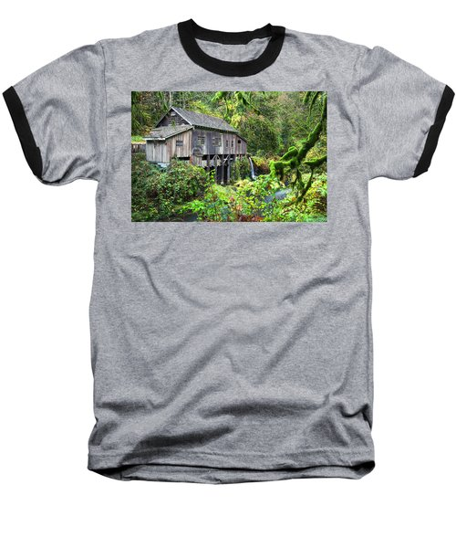 The Grist Mill, Amboy Washington Baseball T-Shirt