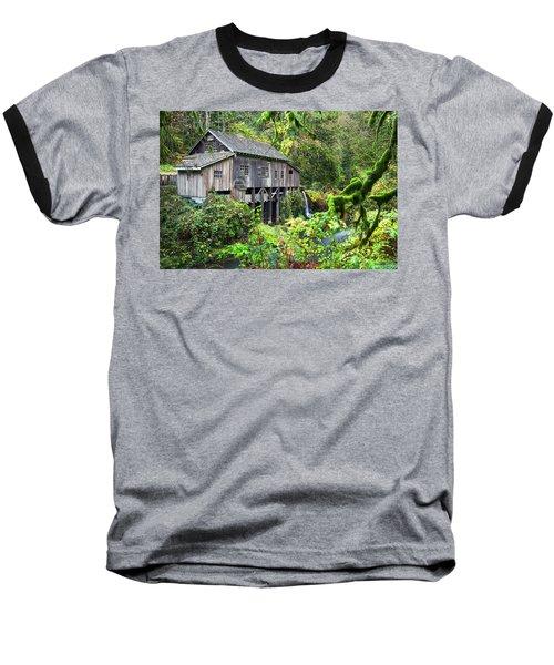 The Grist Mill, Amboy Washington Baseball T-Shirt