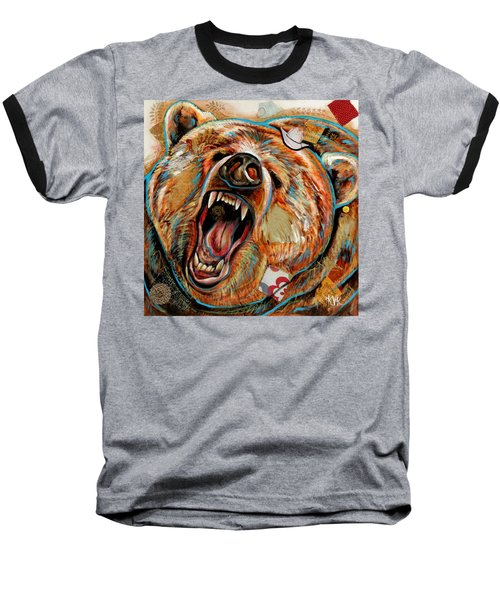 The Grizzly Bear Baseball T-Shirt