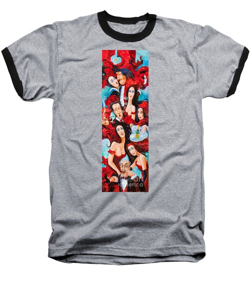 The Groom Baseball T-Shirt