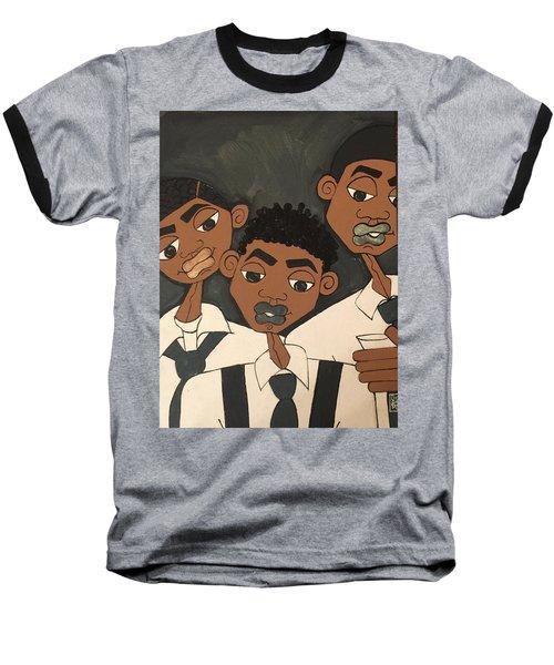 The Groomsmen Baseball T-Shirt