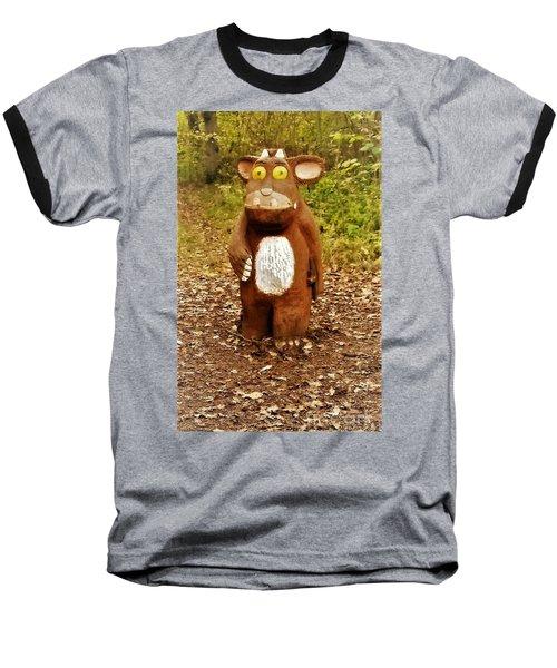 The Gruffalo Baseball T-Shirt by John Williams
