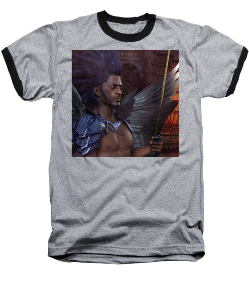 The Guardian 3 Baseball T-Shirt