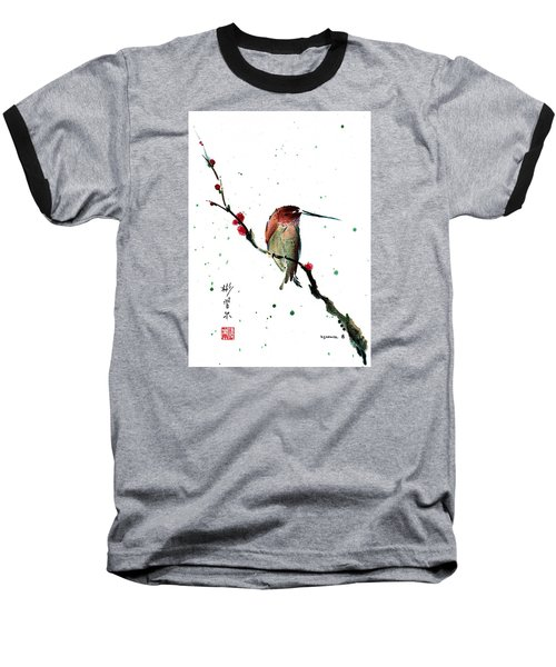 The Guardian Baseball T-Shirt