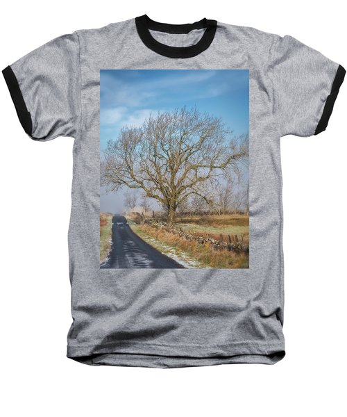 Baseball T-Shirt featuring the photograph The Guardian by Jeremy Lavender Photography