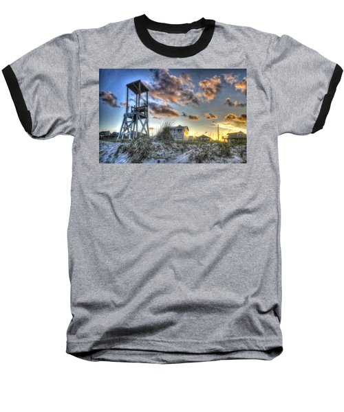 Baseball T-Shirt featuring the photograph The Guardian by Phil Mancuso