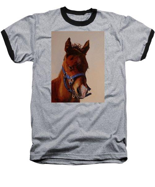 The Halter Baseball T-Shirt