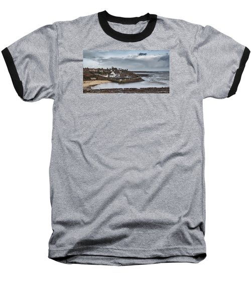 The Harbour Of Crail Baseball T-Shirt by Jeremy Lavender Photography