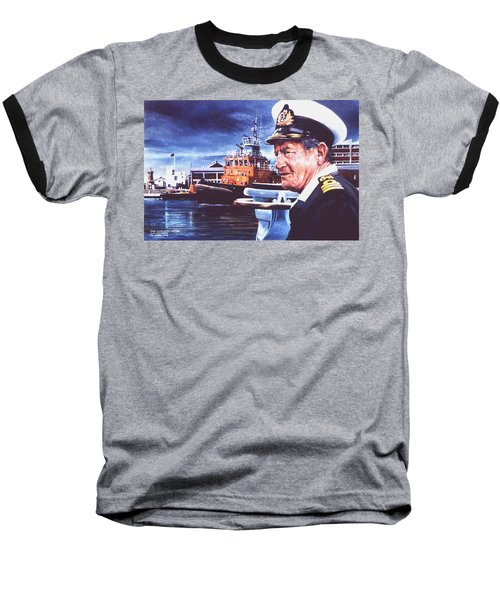 The Harbourmaster Baseball T-Shirt