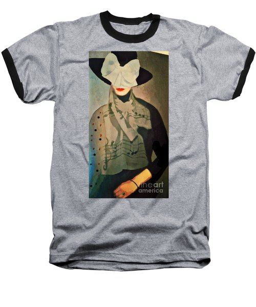 The Hat Baseball T-Shirt