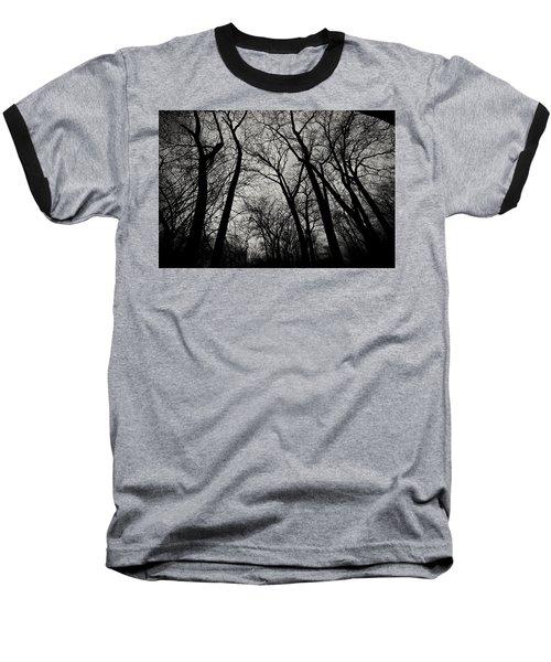 The Haunt Of Winter Baseball T-Shirt