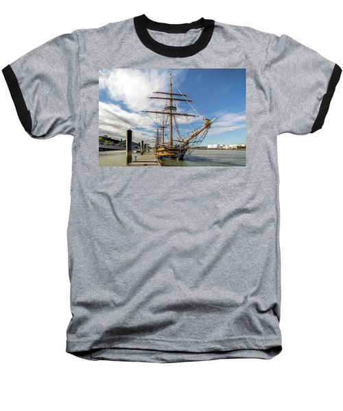 The Hawaiian  Cheiftain Baseball T-Shirt