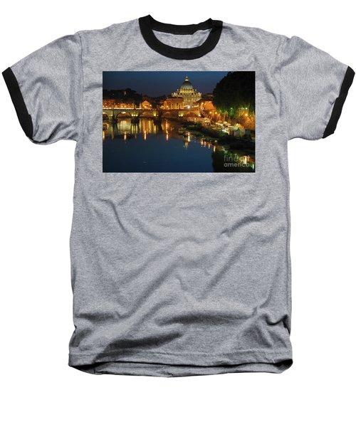 Eternal Sound Of Rome Baseball T-Shirt