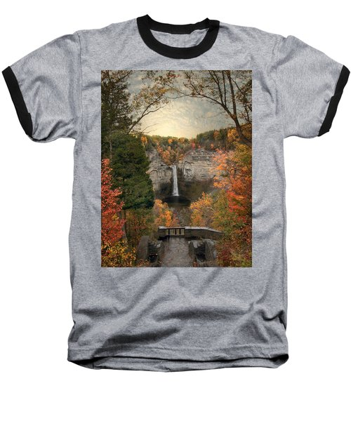 The Heart Of Taughannock Baseball T-Shirt