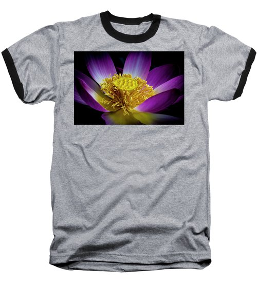 The Heart Of The Lily Baseball T-Shirt