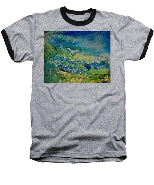 The Heavens And The Eart Baseball T-Shirt