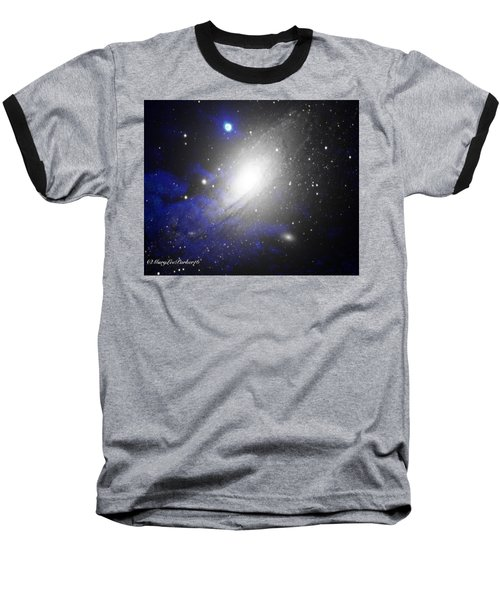 The Heavens Baseball T-Shirt by MaryLee Parker
