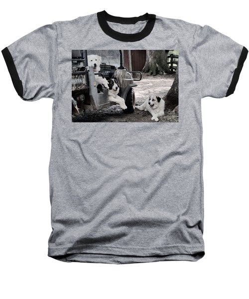 The Helpers Baseball T-Shirt