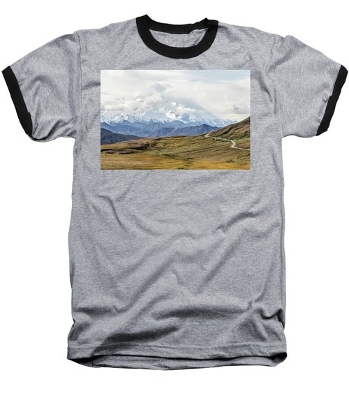 The High One - Denali Baseball T-Shirt