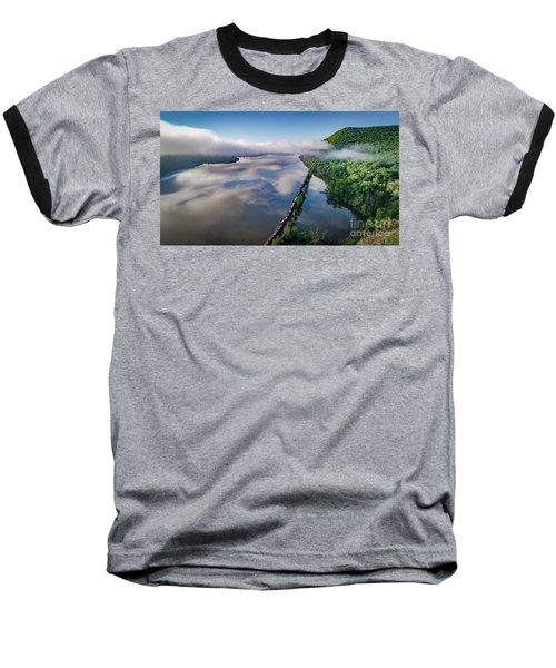 The Highlands Looking South Baseball T-Shirt