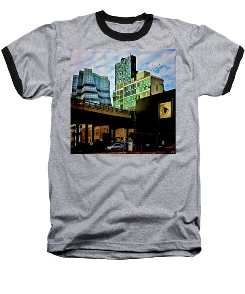 The Highline Nyc Baseball T-Shirt