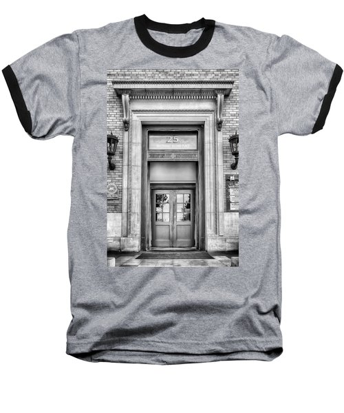 Baseball T-Shirt featuring the photograph The Hippodrome  by Howard Salmon