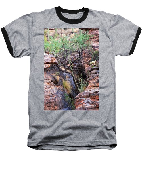 The Hole - Mount Lemmon Baseball T-Shirt