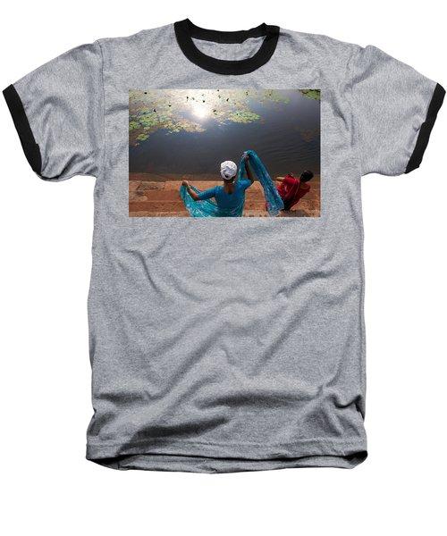 The Holy Pond Baseball T-Shirt