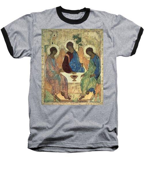 The Holy Trinity Baseball T-Shirt