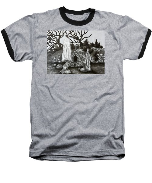 The Holy Well Baseball T-Shirt