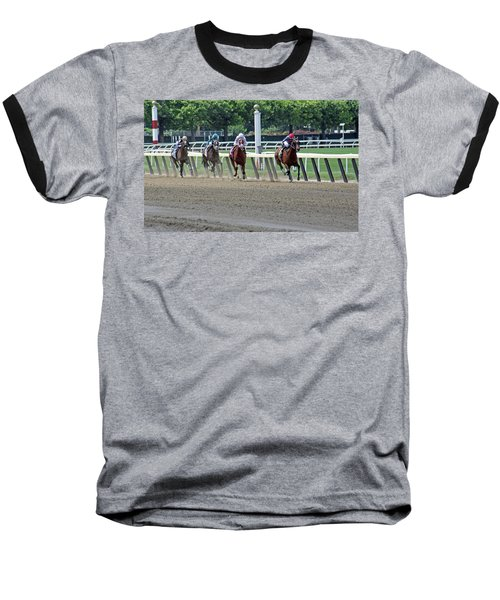 The Home Stretch Baseball T-Shirt