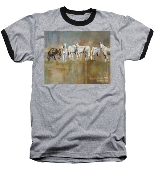 The Horizon Line Baseball T-Shirt