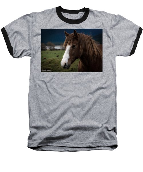 The Horse Baseball T-Shirt
