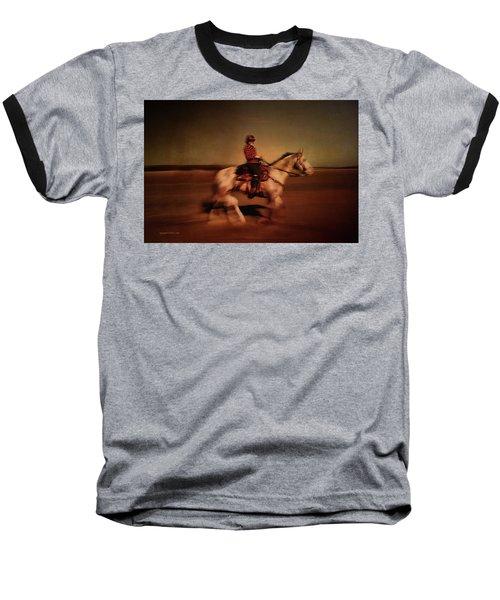 The Horse Rider Baseball T-Shirt
